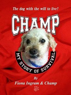"""""""Champ: My Story of Survival"""" by Fiona Ingram"""