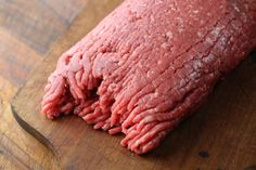 There are three signs that your ground beef has gone bad. If your ground beef shows any of them, it means it's gone bad and it's time to throw it away.