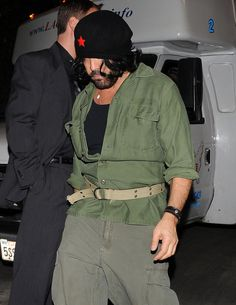 Jeremy Piven as Che Guevara at the Playboy Mansion Halloween Party in Beverly Hills California on October & 25 best Celebrity Halloween Costumes images on Pinterest | Celebrity ...