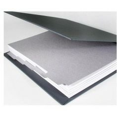 Discover  Tab Dividers - Bank of 3 - Tabloid - Exec Cut