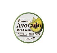 [SKINFOOD]  Premium Avocado Rich Cream 78ml  -Korea Cosmetics #Skinfood