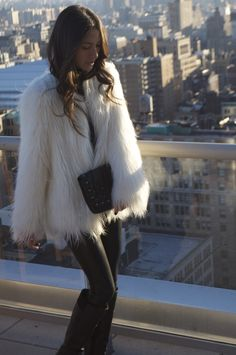 My spirit animal is fur. Whitegirlproblems