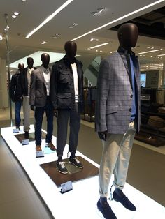 Marks & Spencer - London - Cofrad Mannequins collection Club #Cofradmannequins