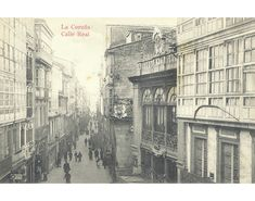 Calle Real,finales XVIII