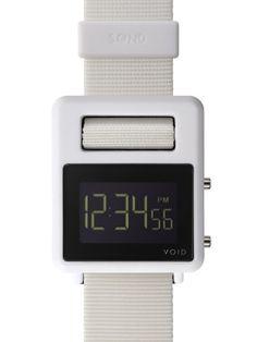 VOID | Watches | SOND-WHITE
