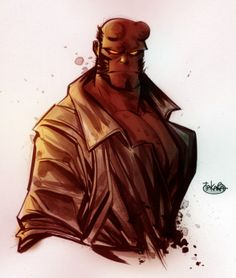 Multiversity Comics » 31 Days of Hellboy: Marcio Takara