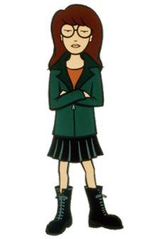 """Daria """"costume."""""""