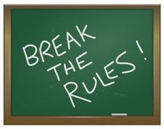 Design Rules That Are Meant To Be Broken - UX Review UX Designer UX consultant
