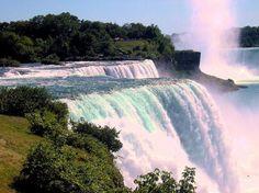 Les chutes du Niagara - Canada