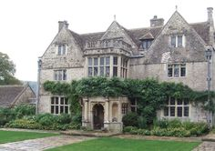 St. Catherine's Court near Bath, Somerset, England. Owned by actress Jane Seymour, 1984-2007.