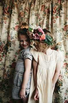Fashionkins   Blooming Flowers   Babiekins Magazine
