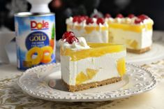 tort cu ananas Biscuit, Cheesecake, Food And Drink, Baking, Easy, Desserts, Foods, Drinks, Vegan