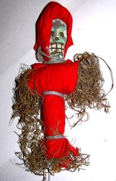 Cursed Voodoo Dolls