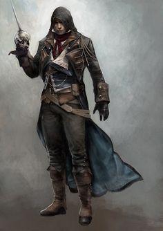 Assassin's Creed: Unity - Arno