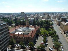 Bloemfontein, Judicial capital of South Africa