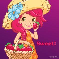Sweet as strawberries!