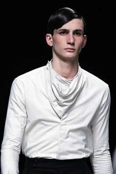 before you kill us all.: DETAILS Rick Owens Fall/Winter 2012 Menswear