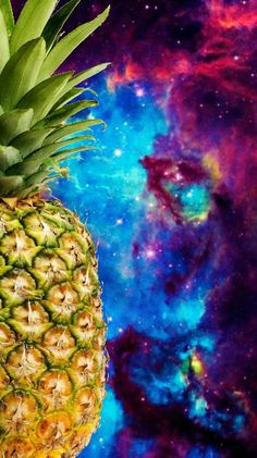 Happy Friday, Ents! Here's a fresh space pineapple lock... - http://potterest.com/pin/happy-friday-ents-heres-a-fresh-space-pineapple-lock/