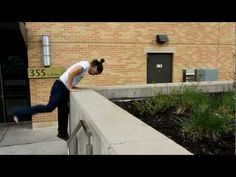 Demon Dips - Parkour Training and Conditioning Exercise