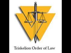 Triskelion order of Law Tau Gamma, Juventus Logo, Law, Logos, Logo