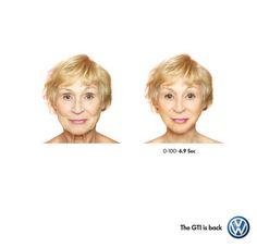 Volkswagen, funny ad!