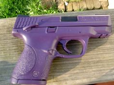 purple guns smith and wesson | my wife has one and absolutely loves it i just had it durocoated and ...