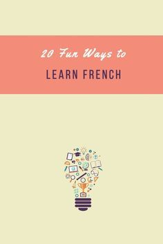 Learning French as an adult can be quite challenging.