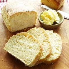 Mashed Potato Bread - Made from leftovers.