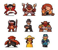 Asset pack 9 available for all @SuperpowersDev supporters...