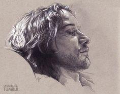 Sketch of James