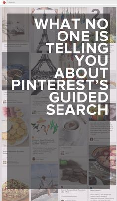 What No One Is Telling You About Pinterest's Guided Search — Kristy Ellington