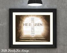 Bible Verse art. Printable Scripture. by FaithFamilyFunDesign, $5.00