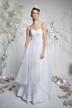 Blanka - bajeczna suknia ślubna