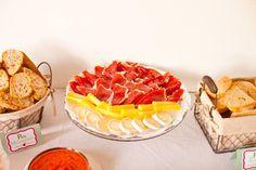 Mesa dulce y buffet salado para Laura Jorge Nutricionista | Nuts & Delights – Pastelería artesanal en Valencia