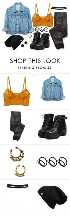 """1218."" by asoul4 on Polyvore featuring Intimately Free People, High Heels Suicide, Splendid, Monki, ASOS and Melissa Joy Manning"