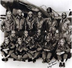 Tuskegee Airmen WW II Heros