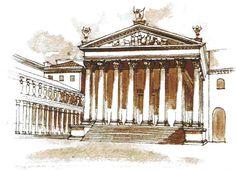 HISTÓRIA DA ARQUITETURA - Roma - História da Arquitetura