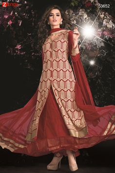 Women's Shantoon Fabric & Maroon Color Pretty Unstitched Lehenga Choli. Message/call/WhatsApp at +91-9246261661 or Visit www.zinnga.com