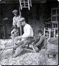 Sandalyeci / Tahtakale - 1937  (N.V. Artamonoff)