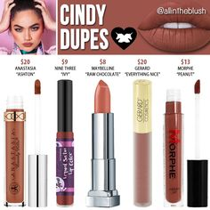 36. CINDY DUPES -> KYLIE (GINGER) -> JEFFREE STAR (LEO)