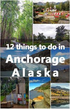 12 Fun Things to Do in Anchorage, Alaska - Trip Memos Moving To Alaska, North To Alaska, Visit Alaska, Alaska Travel, Travel Usa, Alaska Trip, Alaska Camping, Anchorage Alaska Living, Living In Alaska
