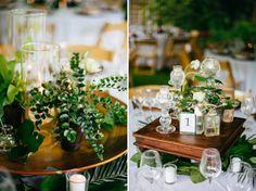 Cocktails Catering at the Porcher House Florida Wedding Venue - Tiffani Jones Photography