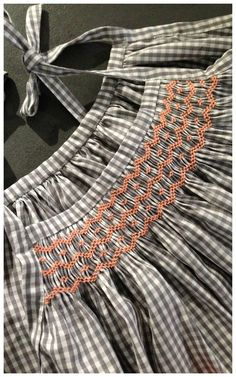 PDF Smocking Plates and Embroidery Smocking Plates, Smocking Patterns, Dress Patterns, Girls Smocked Dresses, Little Girl Dresses, Smocked Clothing, Sun Dresses, Embroidery Techniques, Sewing Techniques
