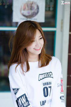 So pretty Eunji ❤❤ #bias