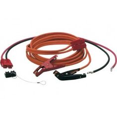 Warn Quick Connect Booster Cable Kit   Truck Accessories