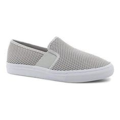 Women's Fila Memory Fanelli Mesh Slip-On Highrise/Highrise/ (US Women's M (Regular))