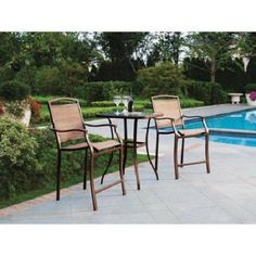 Item specifics     Condition:        New: A brand-new, unused, unopened, undamaged item in its original packaging (where packaging is    ... - https://lastreviews.net/outdoor/patio-and-deck/bistro-set-bar-height-pub-table-sets-outdoor-3-piece-set-patio-garden-porch-dine/