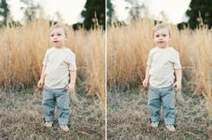 Family Portraits | Kyle Shell Photography | Contax 645 | Fuji 400h