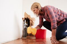 At Bevills Plumbing, Heating & Air Conditioning, we understand that customers cannot control when a plumbing emergency occurs. When an emergency does happen, we are available with 24 hour services. Emergency Water, Plumbing Emergency, Flooded House, Residential Plumbing, Plumbing Companies, Frozen Pipes, Heating And Plumbing, Plumbing Problems, Heating And Air Conditioning