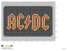 ACDA LOGO by JODY -- WALL HANGING